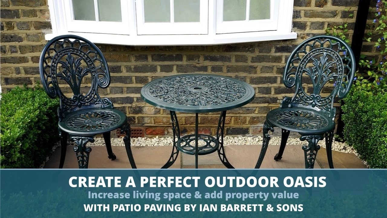 Patio and paving services Huddersfield Yorkshire