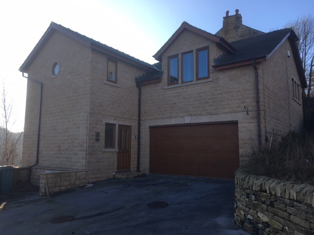 Our Building Work in Huddersfield